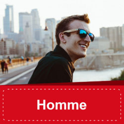 Flocage - Homme